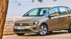 Test: Volkswagen Golf Sportsvan 1.6 TDI BMT Comfortline