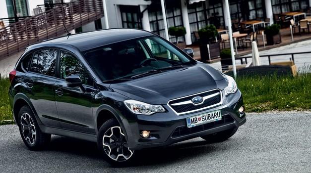 Kratki test: Subaru Impreza XV 1.6i Style (foto: Saša Kapetanovič)