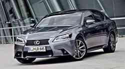 Kratki test: Lexus GS 300h F Sport Premium