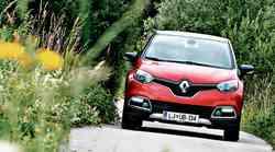 Kratki test: Renault Captur Energy dCi 90 Helly Hansen