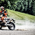 Test: KTM 690 Enduro R (foto: Matevž Hribar)