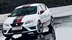 Kratki test: Seat Leon Cupra 2.0 TSI (206 kW)