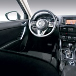 Kratki test: Mazda CX-5 CD150 AWD Attraction (foto: Saša Kapetanovič)