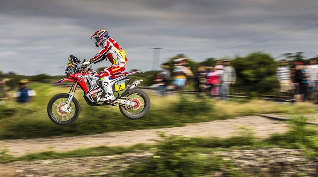 Dakar 2015: Video povzetek 2. etape