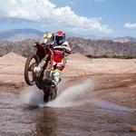 Dakar 2015: Video povzetek 4. etape
