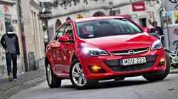 Kratki test: Opel Astra 1.6 CDTi (100 kW) Active