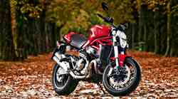 Moto test: Ducati Monster 821