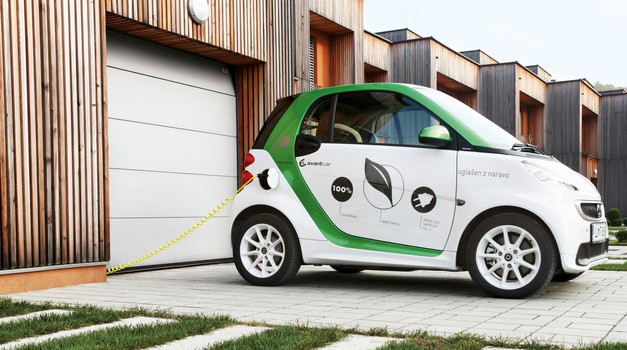 Na kratko: Smart ForTwo Electric Drive (foto: Saša Kapetanovič)