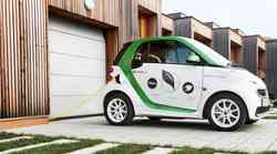 Na kratko: Smart ForTwo Electric Drive