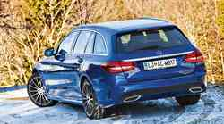 Kratki test: Mercedes-Benz C-T 220 BlueTEC