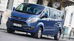 Kratki test: Ford Tourneo Custom L2 H1 2.2 TDCi (114 kW) Limited