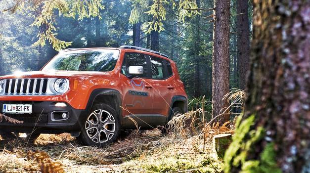 Kratki test: Jeep Renegade 2.0 Multijet 16v 140 AWD Limiteda (foto: Saša Kapetanovič)