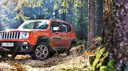 Kratki test: Jeep Renegade 2.0 Multijet 16v 140 AWD Limiteda