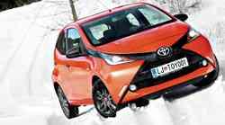 Podaljšani test: Toyota Aygo 1.0 VVT-i X-Cite (5 vrat)