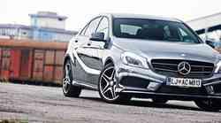 Na kratko: Mercedes-Benz A 200 CDI 4matic