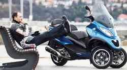 Vozili smo: Piaggio MP3 500 LT Sport