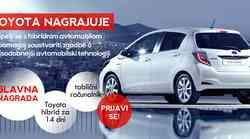 Postanite testni voznik Toyotinega hibridnega avtomobila