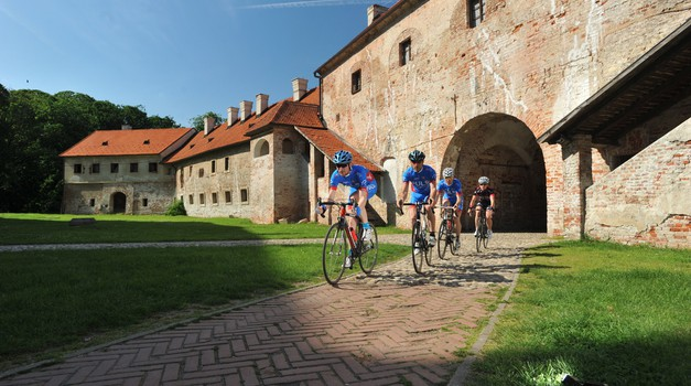 Po poteh dirke »Tour of Croatia« v LifeClass Termah Sveti Martin (foto: LifeClass Terme Sveti Martin)