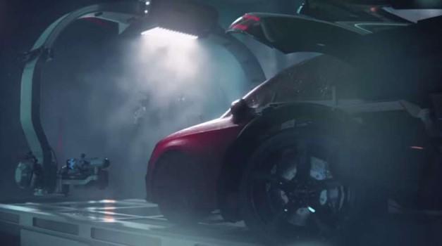 Rojstvo Audija RS3 (foto: Audi)