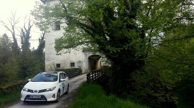 S Toyotinim hibridom čez Gorjance – in nazaj - 2. DEL (foto: Srečko Zupančič)