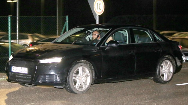 Razkrivamo: popravljeni Audi A4 brez pisane kamuflaže (foto: Automedia)