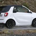 Razkrivamo: Smart Fortwo Cabrio (foto: Automedia)