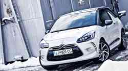 Kratki test: DS 3 BlueHDi 120 Sport Chic