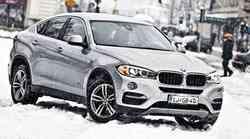 Kratki test: BMW X6 xDrive30d