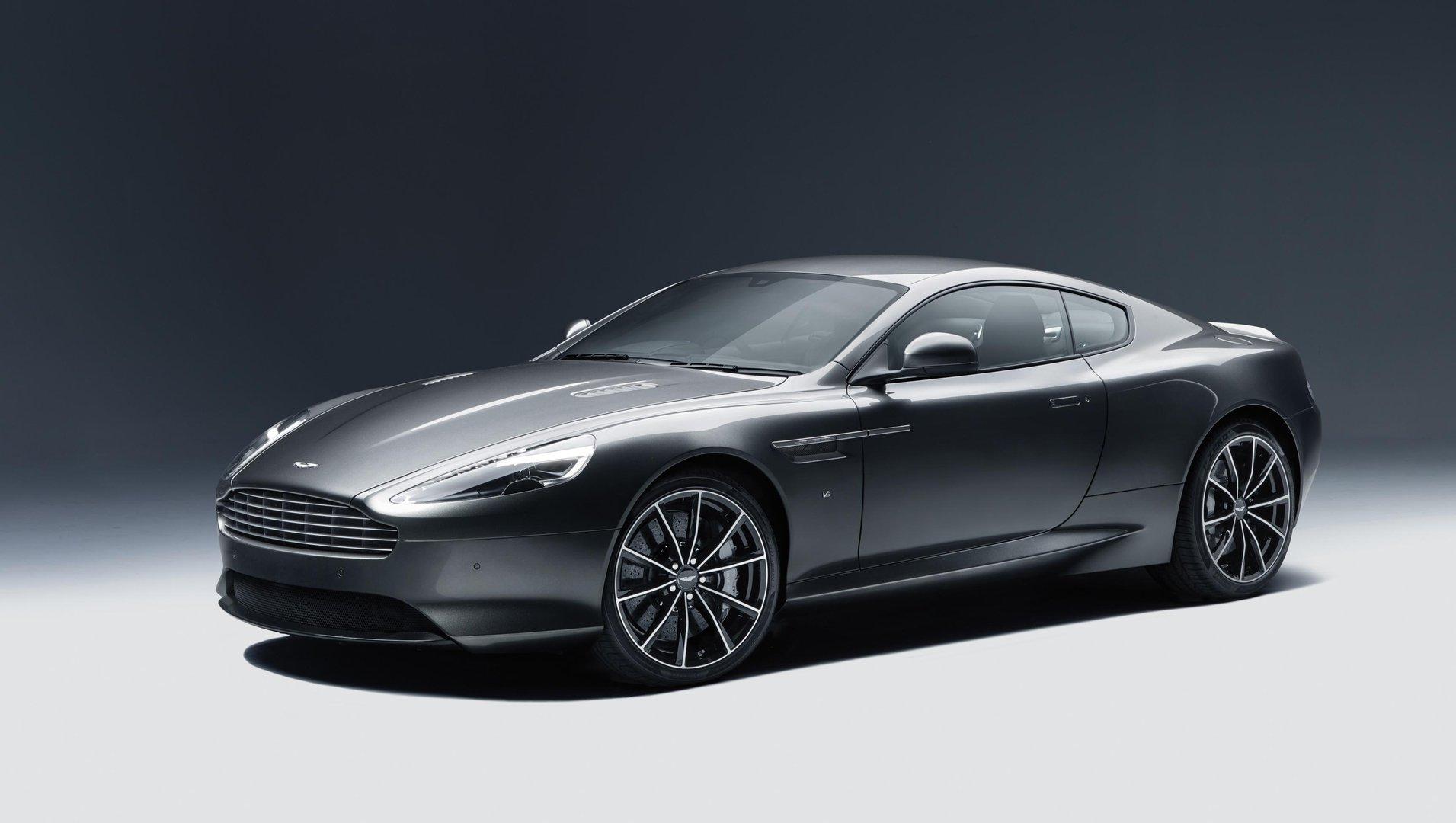 Aston Martin DB9 GT najmočnejši za slovo Novice Avto Magazin