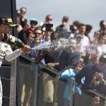 Formula 1:  S pravim občutkom do domače zmage (foto: Daimler)