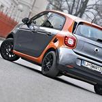 Kratki test: Smart forfour (52 kW) Edition 1 (foto: Saša Kapetanovič)