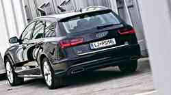 Kratki test: Audi A6 Avant 2.0 TDI (140 kW) ultra Business