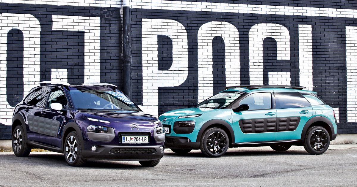druga en test citroen c4 cactus shine blue hdi bvm in shine puretech 110 s s bvm testi avto. Black Bedroom Furniture Sets. Home Design Ideas