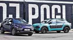 Drugačen test: Citroen C4 Cactus Shine Blue HDI BVM in Shine PureTech 110 S&S BVM