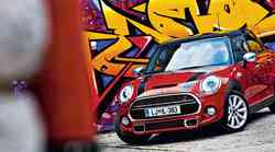 Kratki test: Mini Cooper SD (5 vrat)