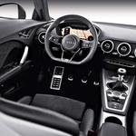 Kratki test: Audi TT Coupe 2.0 TDI ultra (foto: Saša Kapetanovič)