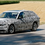 Razkrivamo: BMW serije 5 Touring (foto: Automedia)
