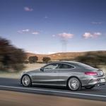 "Mercedes-Benz razreda C Coupé- ""zapeljivec srca in razuma"" (foto: Daimler)"