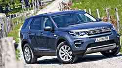 Test: Land Rover Discovery Sport 2.2 SD4 HSE