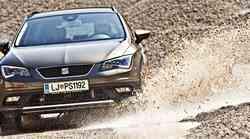 Kratki test: Seat Leon X-Perience 2.0 TDI (135 kW) DSG 4WD