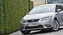 Kratki test: Seat Leon ST 1.6 TDI (77 kW) Style