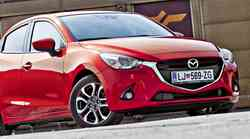 Test: Mazda2 G115 Revolution Top