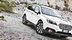 Kratki test: Subaru Outback 2.0D-S Lineartronic Unlimited