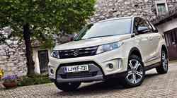Test: Suzuki Vitara 1.6 DDiS 4WD Elegance