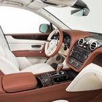 Bentley Bentayga - najhitrejši, najmočnejši, najbolj razkošen in najbolj ekskluziven športni terenec (foto: Bentley)