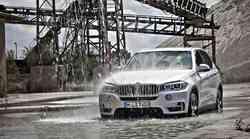 BMW X5 xDrive40e:  Prvi brez i