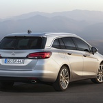 Opel Astra Sports Tourer - za delo in družino (foto: GM)