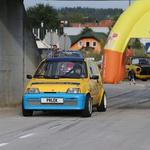 Avtoslalom na Ljubečni navdušil voznike in obiskovalce (foto: Andraž Purg)