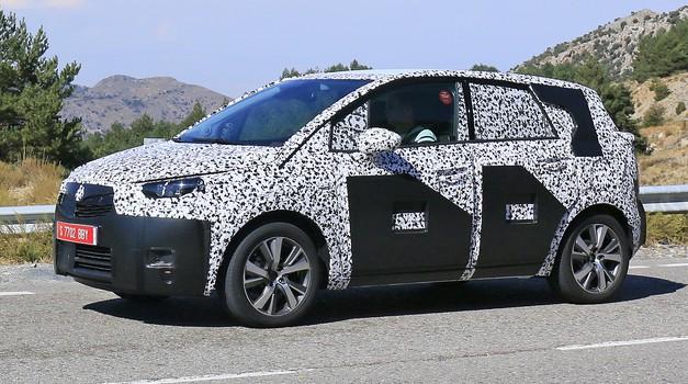 Razkrivamo: Opel Meriva (foto: Automedia)