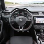Škoda Octavia RS 230: Prva z okovi